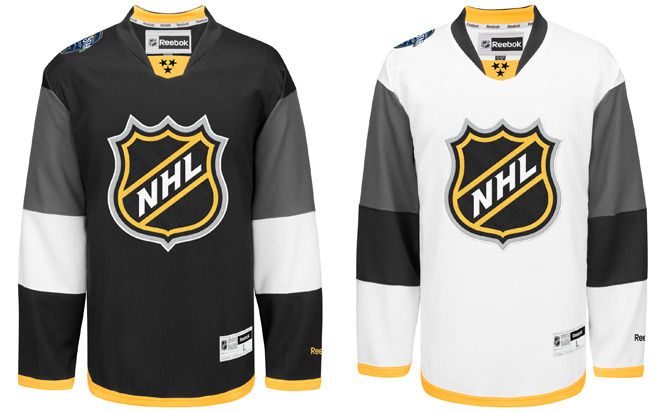 2016 NHL jersey