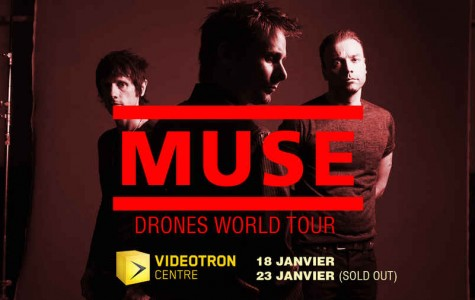 The Drones Tour – Muse