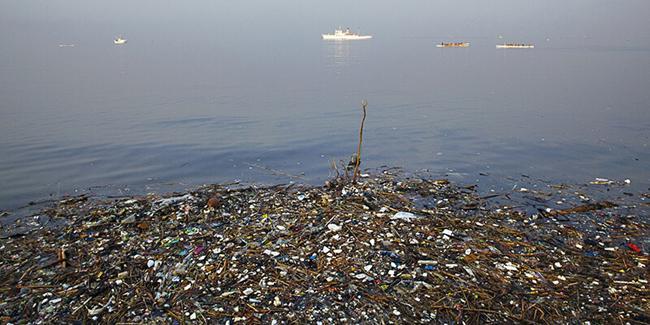 Pacific Trash Vortex By Dottoresso