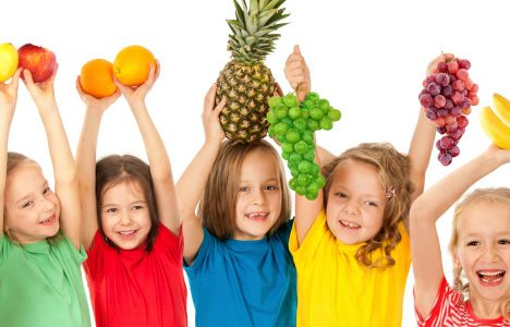 Teach Adults of Tomorrow to be Healthy