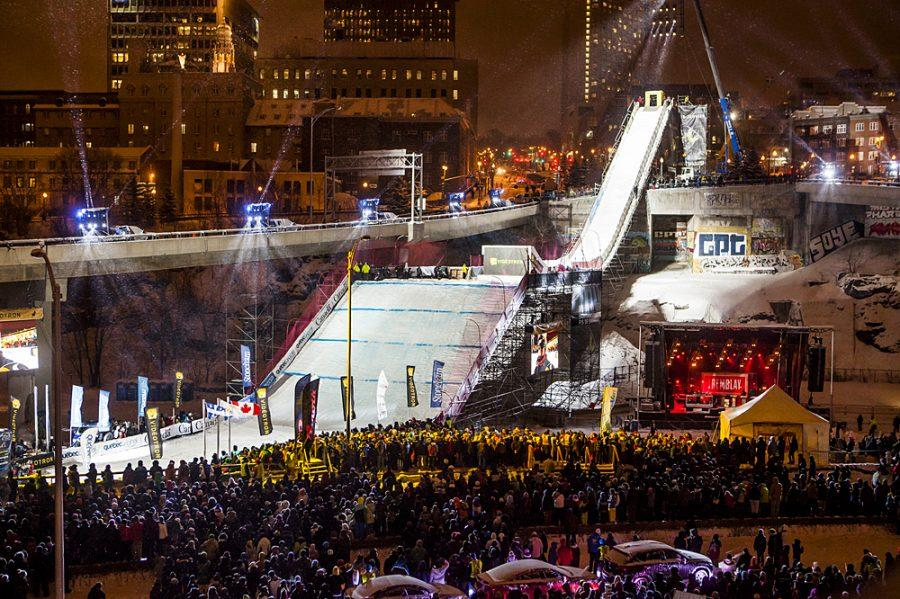 A world cup in Quebec.