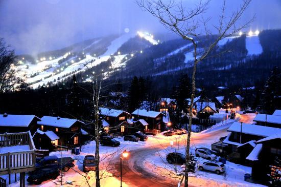 Quebec snowboard and ski mountains