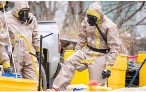 Biggest metamphetamine laboratory dismantled in Quebec!