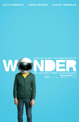"""Release date of the movie """"Wonder"""""""