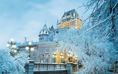 DAY 8: Christmas in Quebec