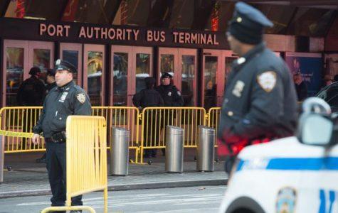 Terrorist attack fails