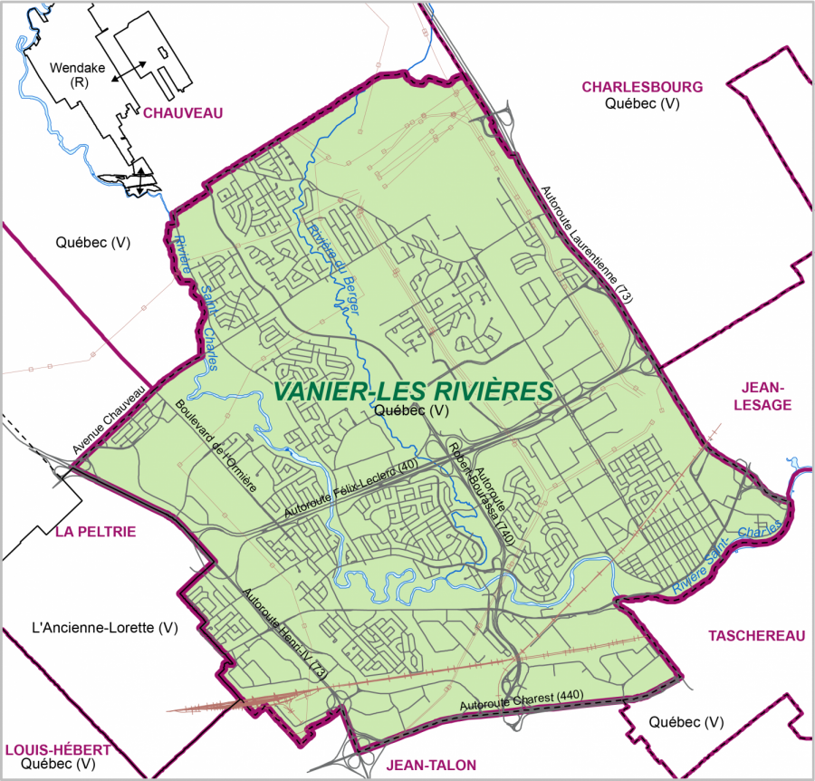 Vanier, last in lines