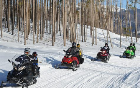 The growing prices of the annual pass for snowmobiles.