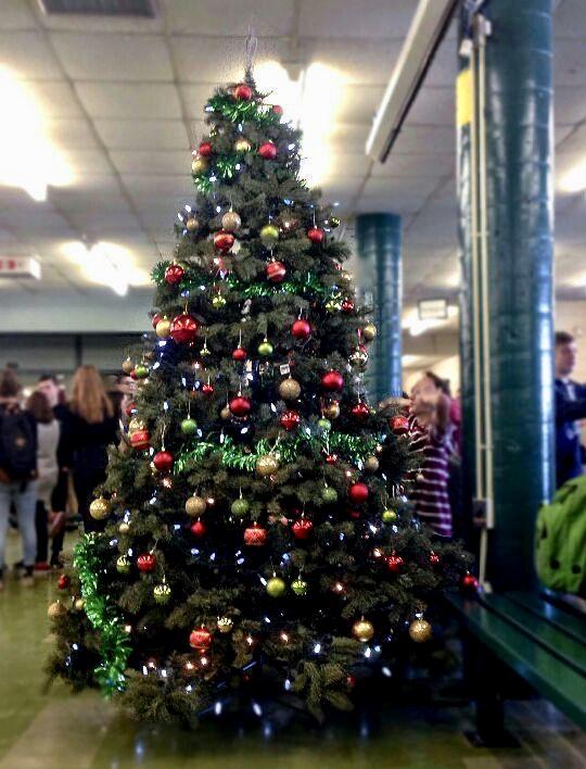 Christmas At School