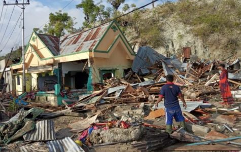 Total Disaster Strikes Indonesia.