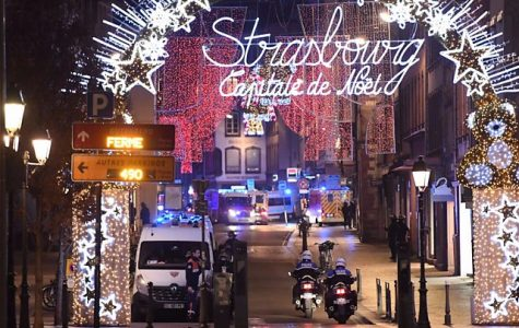 Strasbourg Shooting: 3 Dead, 12 Injured
