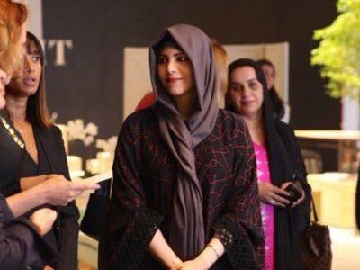 Dubai's Princess Practiced Her Escape?