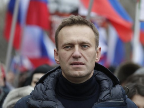 Russian Opposition Poisoned by Putin?