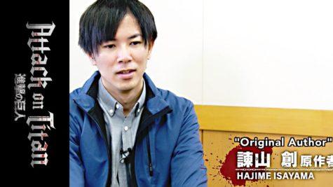 Hajime Isayama, Angel or Devil?