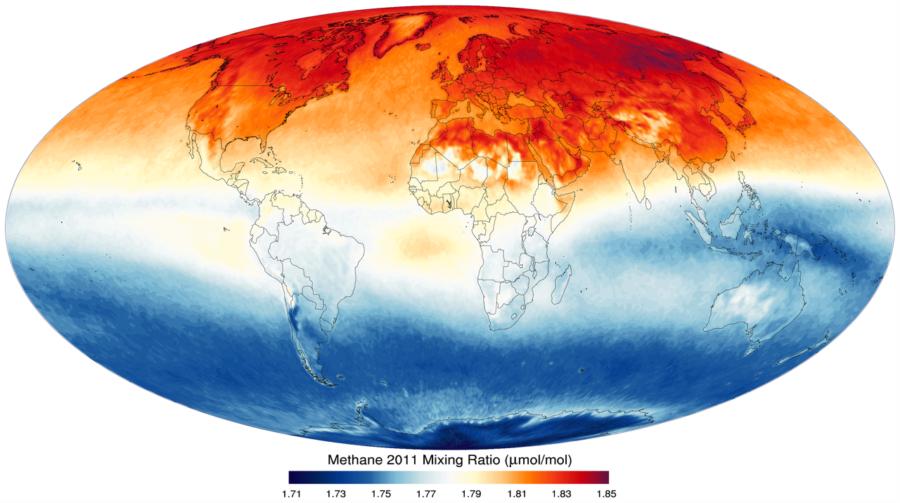 Methane Death.