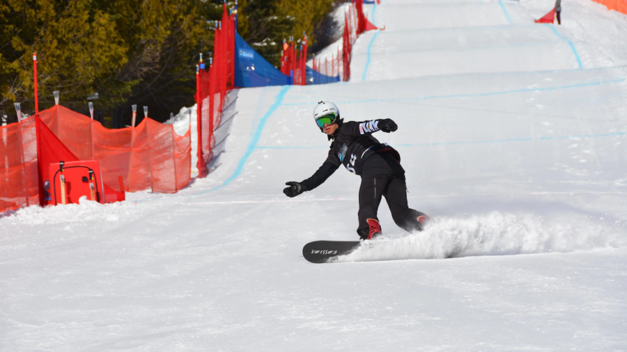 Local Snowboarder Hits Silver in World Championship.