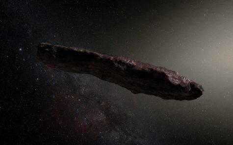 Interstellar Object Finally Identified ?
