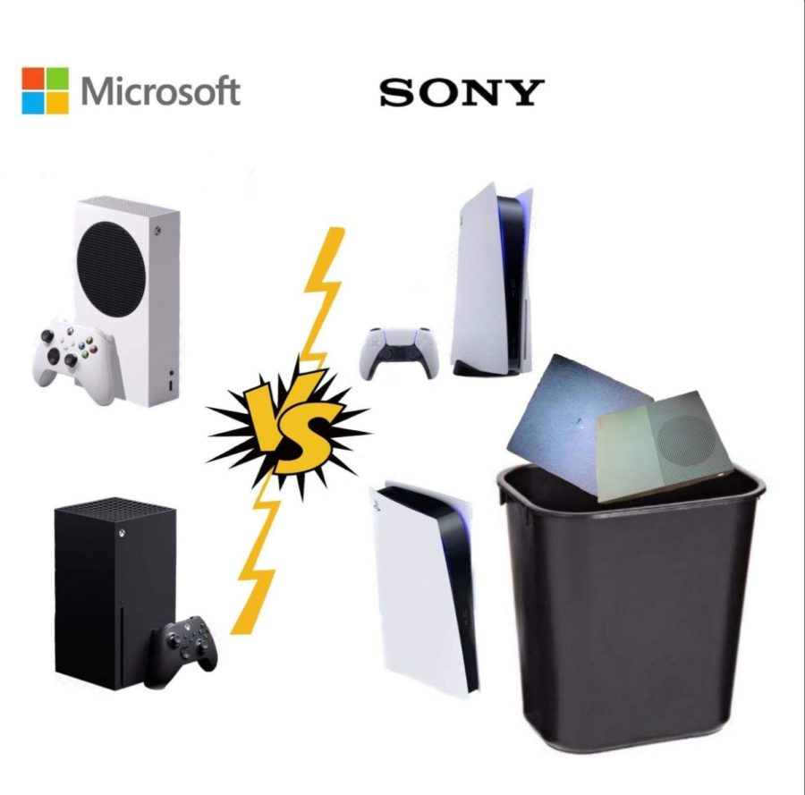 The War Against PlayStation And Xbox, Which One to Choose?