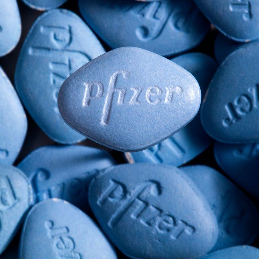 Smuggling Blue Pills