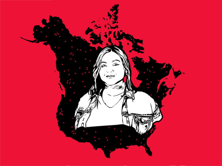 Failure in protecting indigenous women in Canada.
