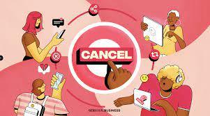 Cancel culture becomes problematic