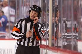 The NHL Fires The Referee Tim Peel