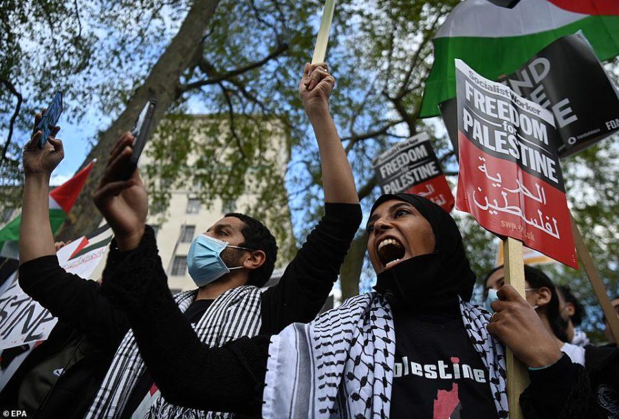 Palestine & Israel conflict