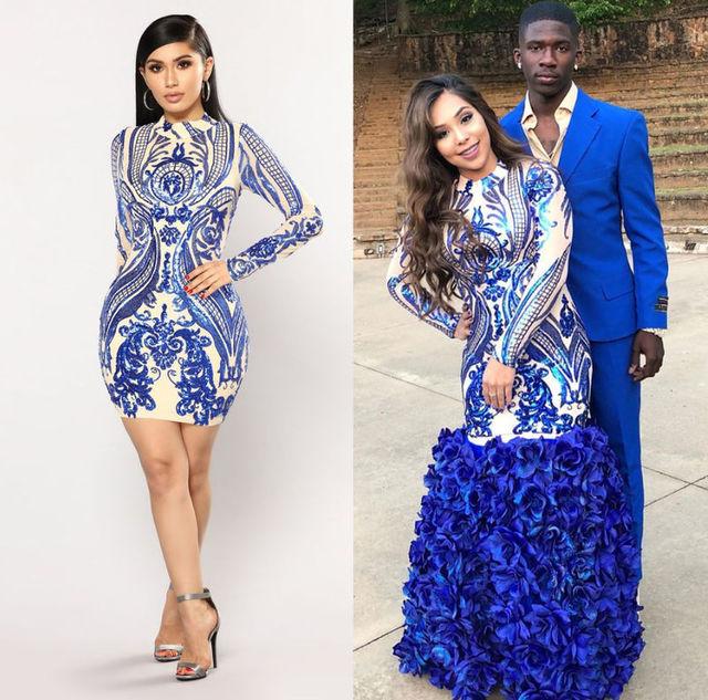 Fashion Nova prom dresses ?