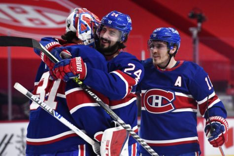 No Quebec Born Player For the Montreal Canadiens Tonight