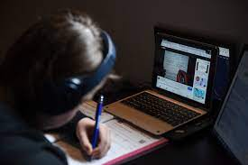 Toughts about online school